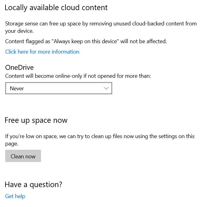 1608043062 54 7 facons de creer plus despace disque dans Windows 10