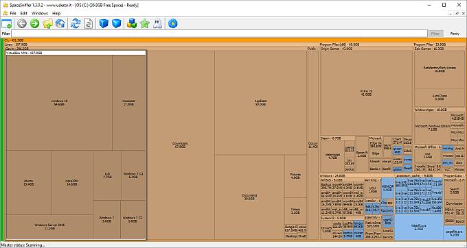 1608054329 959 6 meilleurs analyseurs despace disque pour trouver des gigaoctets perdus