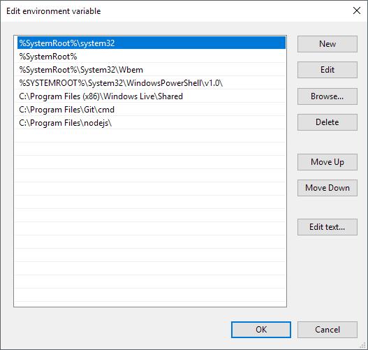 1608058651 842 Comment ajouter a la variable denvironnement PATH Windows