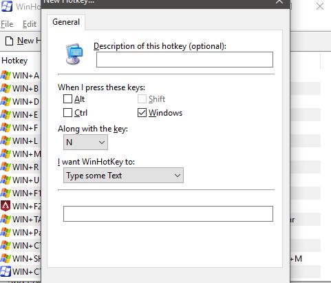 1608077874 94 Creer des raccourcis clavier personnalises pour tout dans Windows 10
