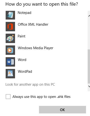 1608077875 475 Creer des raccourcis clavier personnalises pour tout dans Windows 10