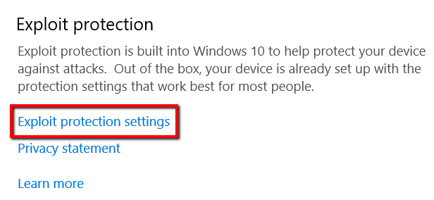 1608081124 722 Windows 10 a t il besoin dun antivirus lorsque vous avez Windows