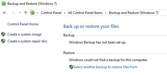 1608101925 637 Creer une sauvegarde dimage systeme Windows 10