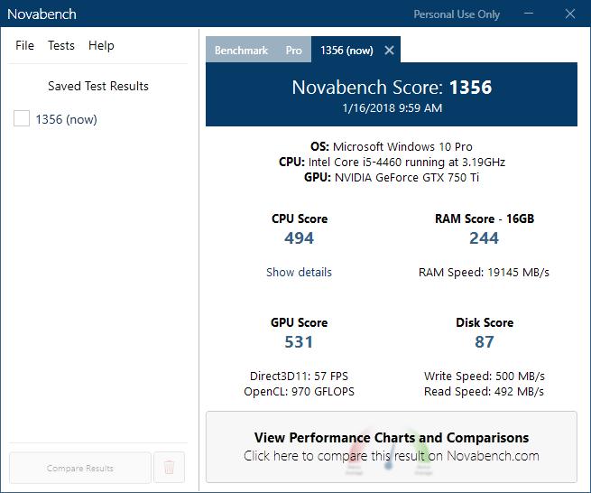1608102433 819 3 outils gratuits pour comparer un PC de jeu Windows