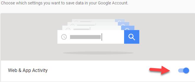 1608124949 688 Supprimer les informations dactivite personnelle collectees par Google