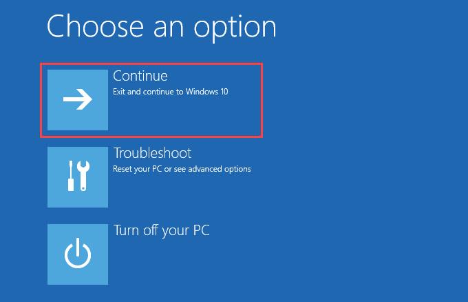 1608126363 532 Comment reparer un volume de demarrage non montable dans Windows