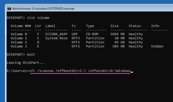 1608126364 267 Comment reparer un volume de demarrage non montable dans Windows