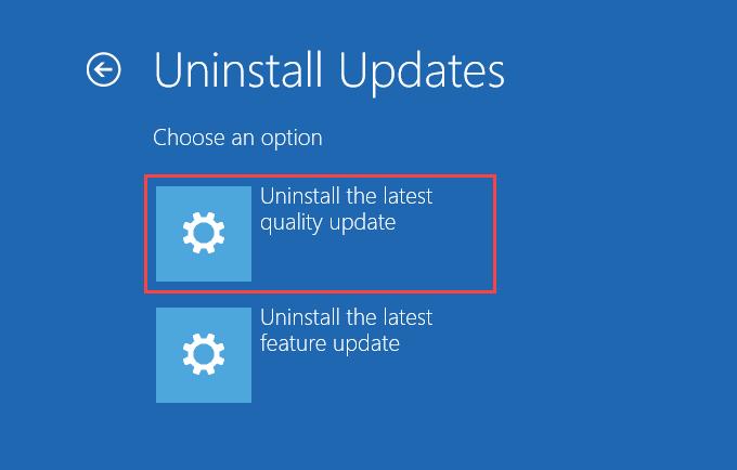 1608126364 269 Comment reparer un volume de demarrage non montable dans Windows