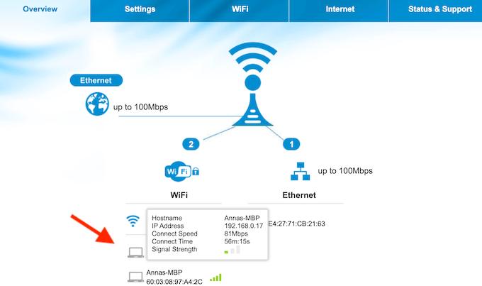 1608128870 955 Comment voir qui est connecte a mon WiFi