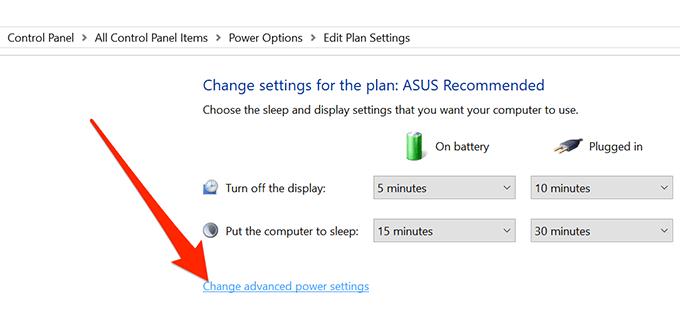 1608142743 199 Comment reparer leconomiseur decran ne fonctionne pas sous Windows 10