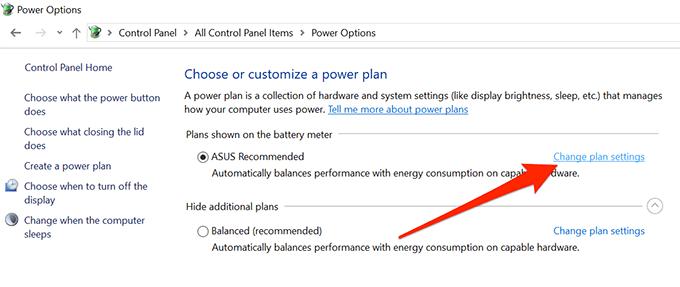 1608142743 480 Comment reparer leconomiseur decran ne fonctionne pas sous Windows 10