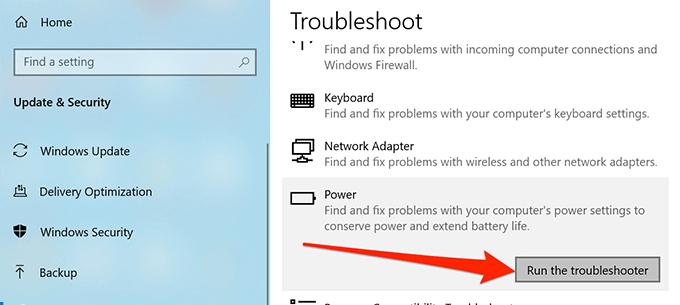 1608142744 132 Comment reparer leconomiseur decran ne fonctionne pas sous Windows 10