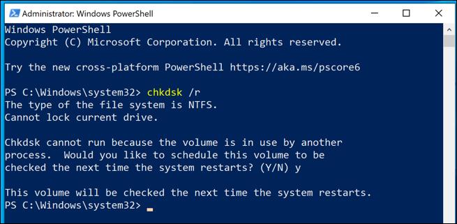 1608146611 339 Comment reparer le code darret dexception du service systeme dans