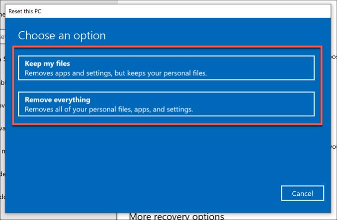 1608146611 693 Comment reparer le code darret dexception du service systeme dans