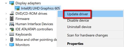1608158740 446 Comment reparer lecran noir de la mort sur Windows 10