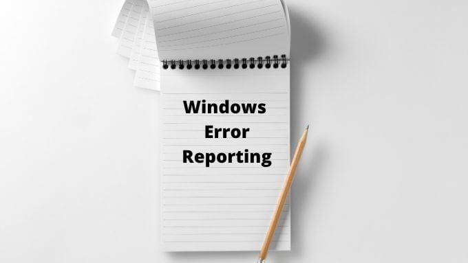 1608167543 237 Comment reparer lerreur Werfaultexe dans Windows 10
