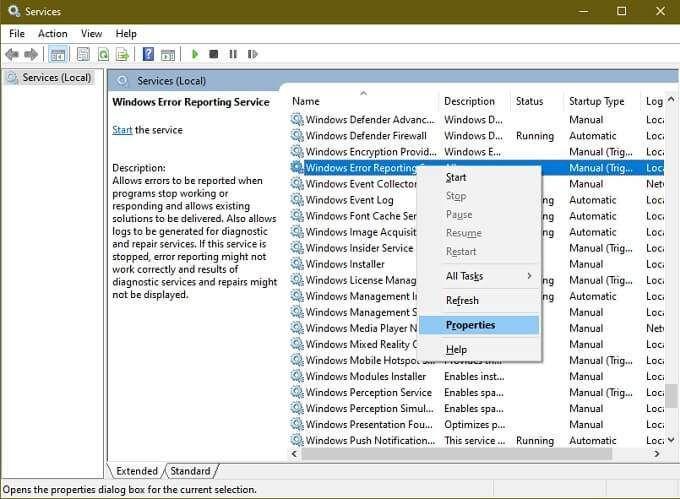 1608167545 955 Comment reparer lerreur Werfaultexe dans Windows 10