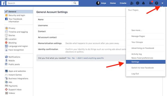 1608170878 402 Comment recuperer un compte Facebook lorsque vous ne pouvez pas