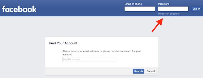 1608170879 595 Comment recuperer un compte Facebook lorsque vous ne pouvez pas