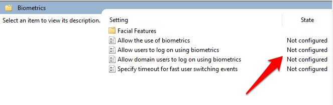 1608173139 728 Comment reparer lempreinte digitale Windows Hello ne fonctionne pas dans