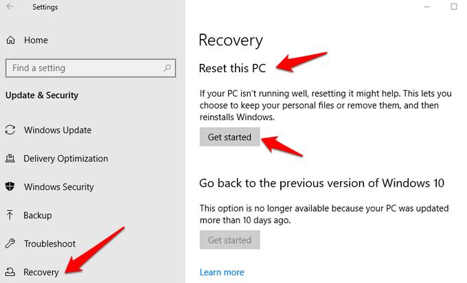 1608173140 318 Comment reparer lempreinte digitale Windows Hello ne fonctionne pas dans