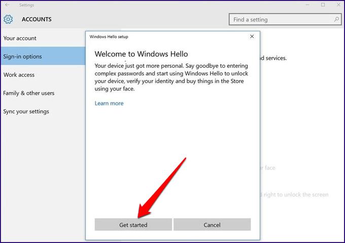 1608173141 8 Comment reparer lempreinte digitale Windows Hello ne fonctionne pas dans