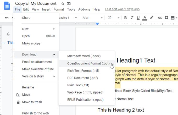 1608198613 906 Comment imprimer un document Google avec des commentaires