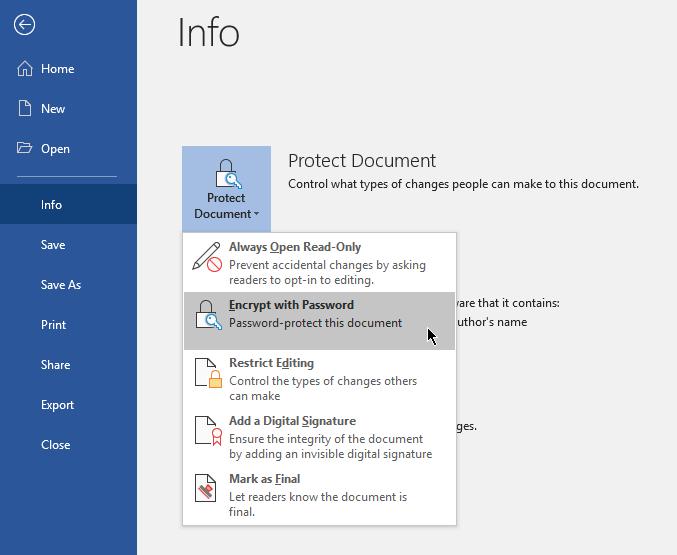 1608228871 513 Comment proteger par mot de passe une cle USB