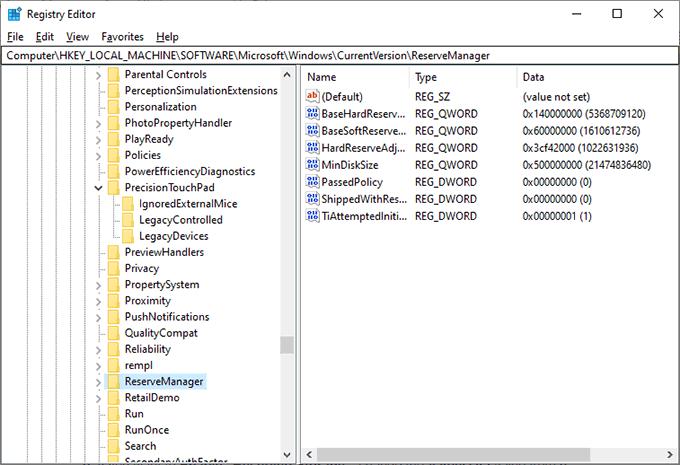 1608261349 53 Comment desactiver le stockage reserve sur Windows 10