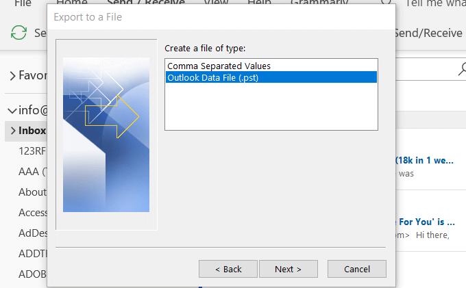 1608277918 311 Comment enregistrer vos e mails sur un disque dur local
