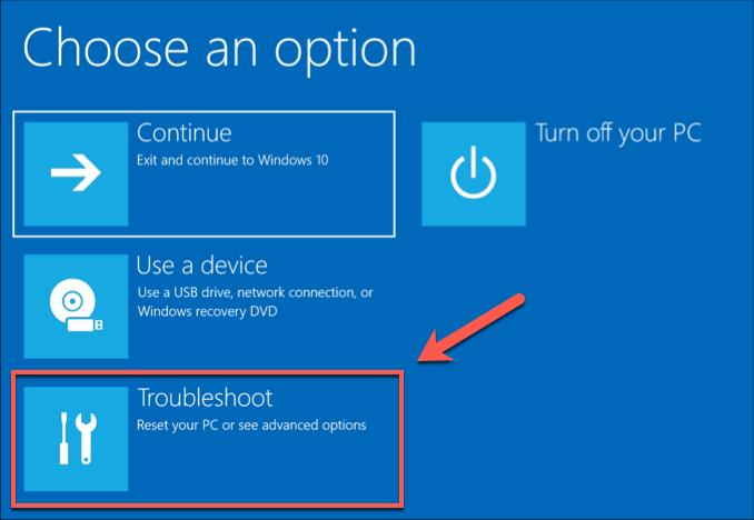 1608291075 777 Comment entrer dans le BIOS dans Windows 10 et les