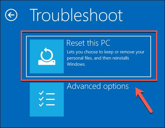 1608294730 428 Comment reinitialiser Windows 10 sans le mot de passe administrateur