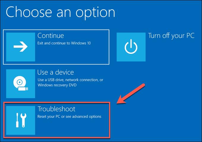 1608294730 931 Comment reinitialiser Windows 10 sans le mot de passe administrateur