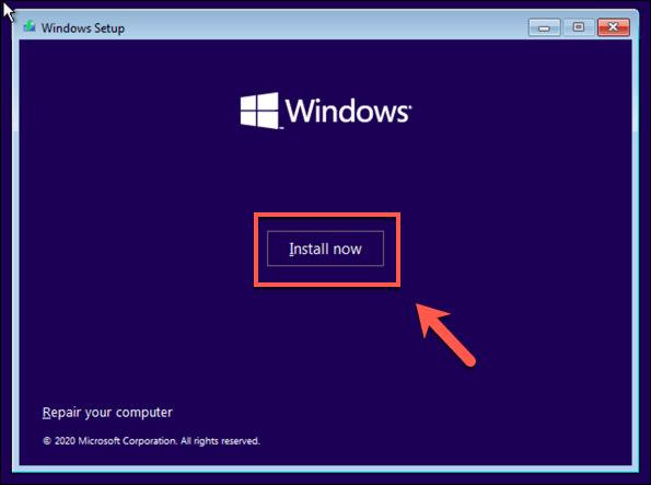 1608294731 922 Comment reinitialiser Windows 10 sans le mot de passe administrateur