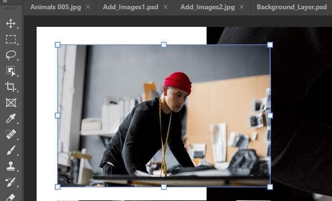 1608304021 770 Comment redimensionner combiner et fusionner des calques dans Photoshop