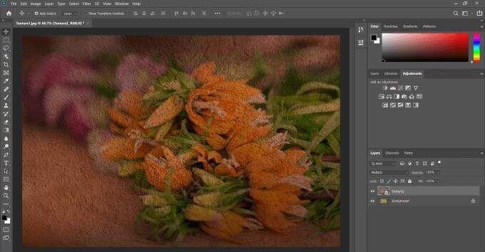 1608304025 988 Comment redimensionner combiner et fusionner des calques dans Photoshop
