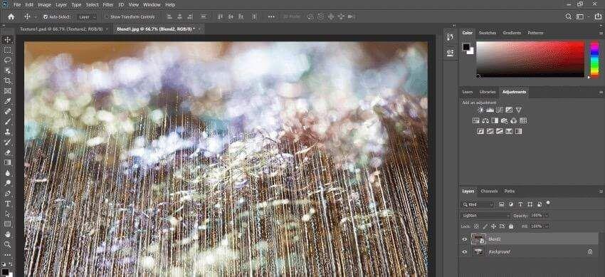 1608304026 177 Comment redimensionner combiner et fusionner des calques dans Photoshop