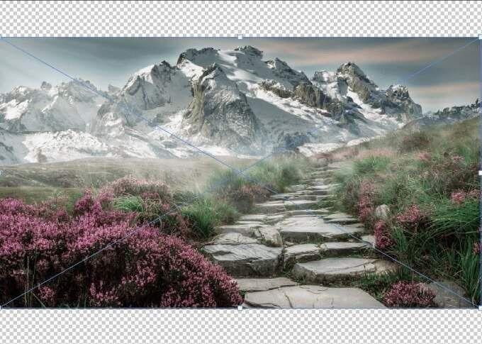 1608304026 56 Comment redimensionner combiner et fusionner des calques dans Photoshop