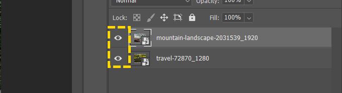 1608304027 179 Comment redimensionner combiner et fusionner des calques dans Photoshop