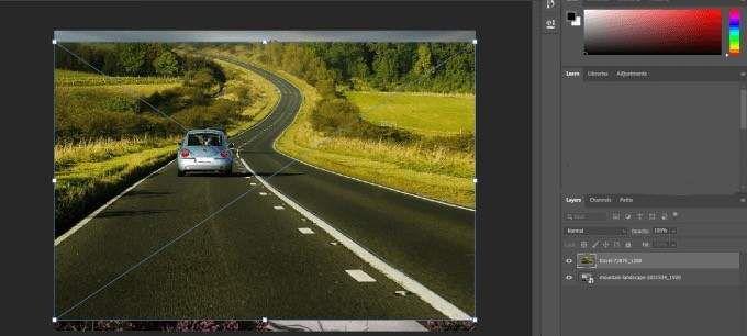 1608304027 248 Comment redimensionner combiner et fusionner des calques dans Photoshop