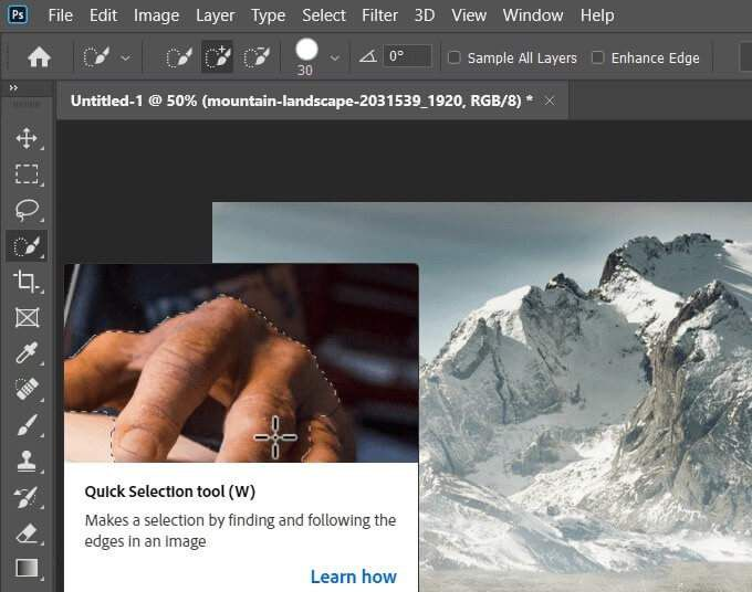1608304027 254 Comment redimensionner combiner et fusionner des calques dans Photoshop