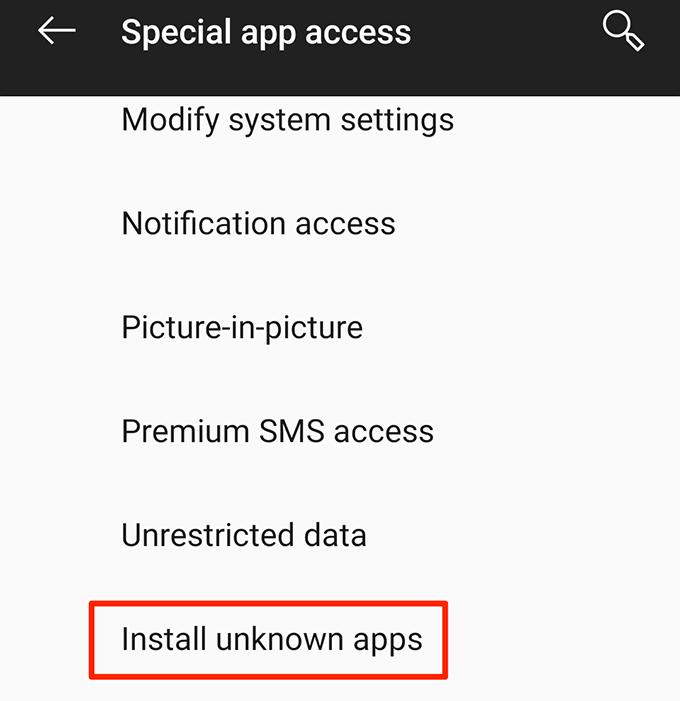 1608353266 976 Comment installer des applications Android a laide du fichier APK