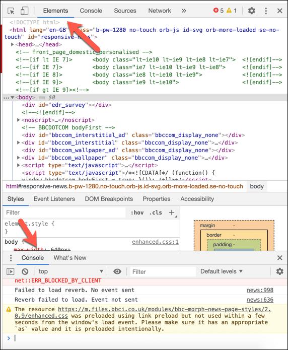 1608353633 241 Quest ce que le mode developpeur Chrome et quelles sont ses