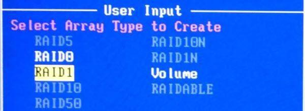 1608360580 410 Comment installer et configurer des disques Raid Raid 0 et