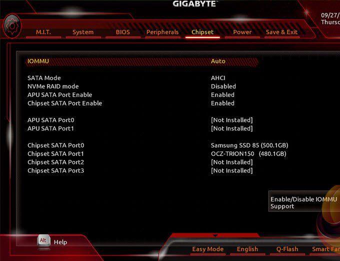 1608360580 524 Comment installer et configurer des disques Raid Raid 0 et
