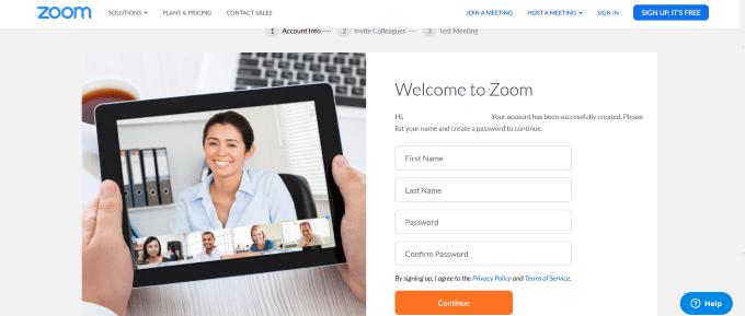 1608382472 466 Comment organiser une reunion Zoom Cloud sur un smartphone ou