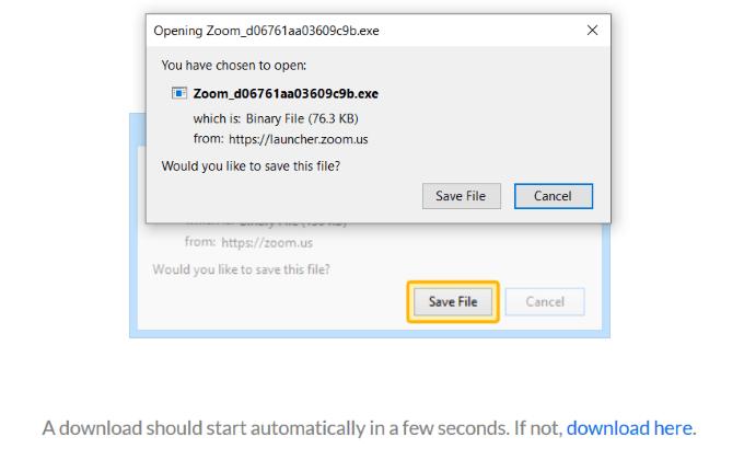 1608382472 570 Comment organiser une reunion Zoom Cloud sur un smartphone ou