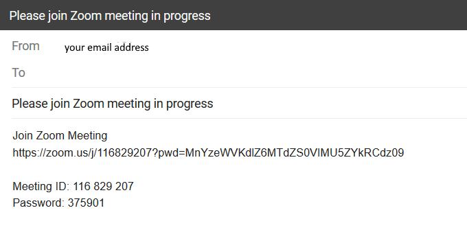 1608382474 745 Comment organiser une reunion Zoom Cloud sur un smartphone ou