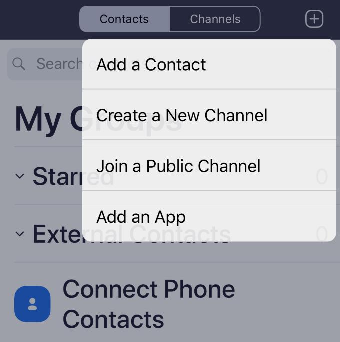 1608382476 936 Comment organiser une reunion Zoom Cloud sur un smartphone ou