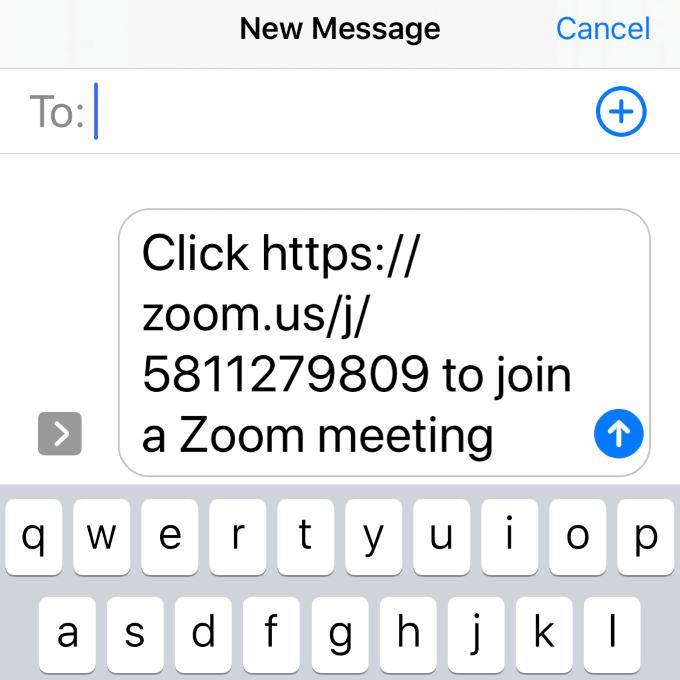 1608382477 213 Comment organiser une reunion Zoom Cloud sur un smartphone ou